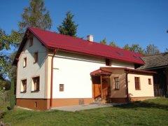 Kamenka - Turistická základna Asociace TOM