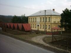 Stálá táborová základna Cakov
