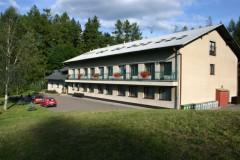 Rekreační středisko LORIEN - škola v přírodě Nekoř