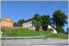 Bývalá barokní fara - DOTEK Horní Maršov