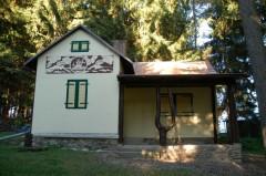 Skautská chata Mercedes - Nové Město na Moravě