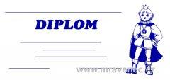 Diplom 1/3 A4 - Princ