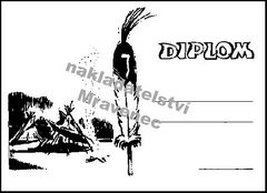 Indiáni, týpí, pero