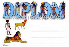 Egypt - bohové (barevný)