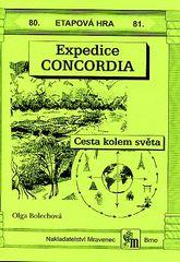 EXPEDICE CONCORDIA CESTA KOLEM SVĚTA