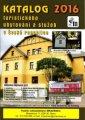 Katalog turistického ubytování 2016