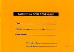 Táborová pokladní kniha