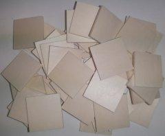 Dřevěné čtverečky - 35mm