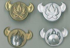 Znak PTO - kovový