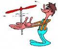 Vznášedlo - vrtulka