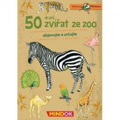 50 druhů zvířat ze ZOO - Expedice příroda